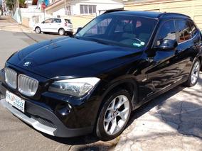 Bmw X1 3.0 2.8i 24v 4x4 4p Automatico 2010 Preta Gasolina