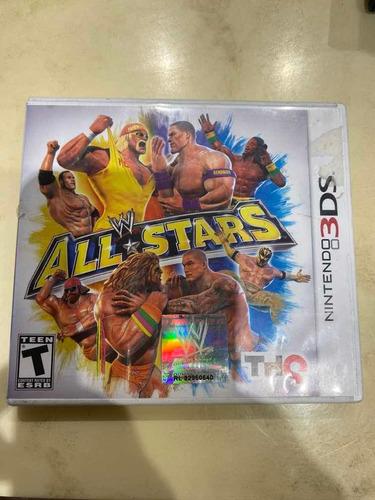Juego All W Stars Nintendo 3 Ds Original Impecable