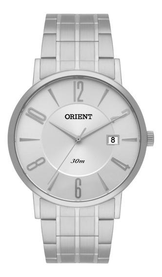 Relógio Orient Original De Fábrica Masculino Mbss1257 S2sx