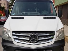 Mercedes-benz Sprinter Extra Larga Pasajero