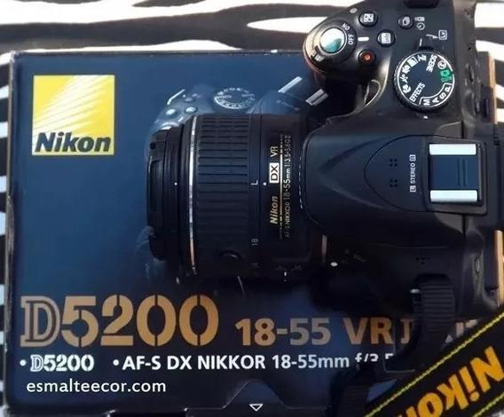 Super Camera Nikon D5200 + 35mm F2