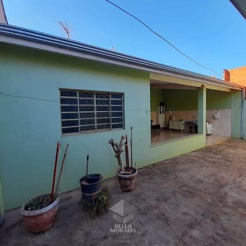 Imagem 1 de 5 de Casa À Venda Em Iracemápolis Em Lote De 250 M² - Ca-846-1
