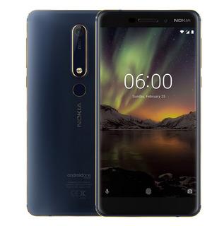 Celular Nokia 6.1 2018 32 Gb Dual Sim Android One