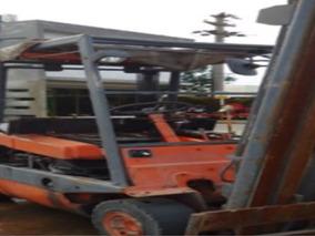 Autoelevador Linde H30 Diesel 3ton En Arroyito Cordoba