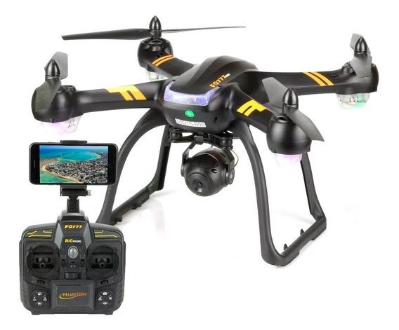 Drone Fq30 Fq777 Completo Fpv Barometro Regulagem Camera Top