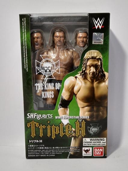 S.h.figuarts Wwe Triple H Figura