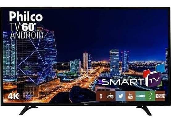 Smart Tv 60 4k Philco