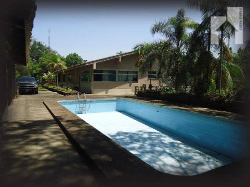 Chácara Com 4 Dormitórios, 28814 M² - Venda Ou Aluguel - Vale Da Colina - Várzea Paulista/sp - Ch0047