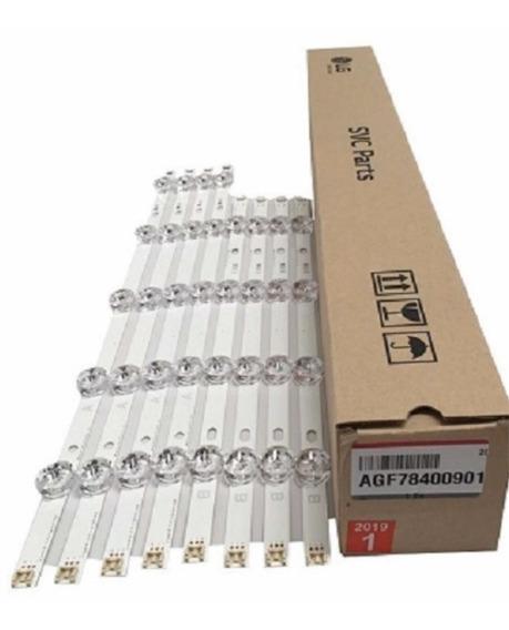 Kit Barras Led Lg 47lb5500 47lb5600 47lb5800 47lb6500 Orig.