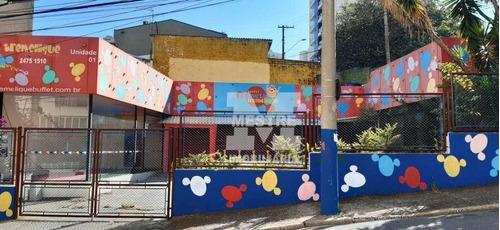 Imagem 1 de 11 de Terreno À Venda, 459 M² Por R$ 2.756.000,02 - Jardim Guarulhos - Guarulhos/sp - Te0153