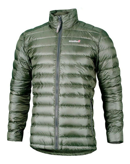 Campera Pluma Hombre Ansilta Piuquen 2 800 Fillpower Allied
