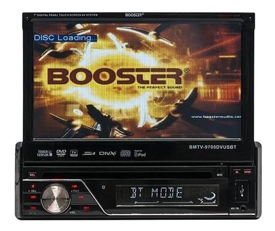 Chicote Rabicho Alimentação Dvd Retratil Booster Bmtv-9700