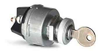 8-94402500-0 Interruptor de Arranque de Encendido con 6 Terminales 4 Posici/óns 2 Llaves para Motor Trw Isuz u 6Bg1t