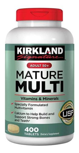 Vitaminas Multi Mature - Mayores De - Unidad a $175