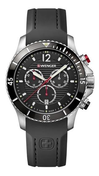 Relógio Masculino Suíço Wenger Seaforce Chrono 01.0643.108