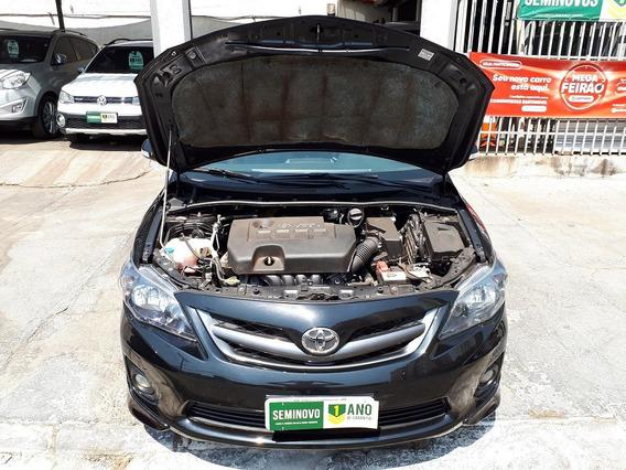 Toyota Corolla Xrs 2.0 Flex Completo Automático Unico Dono