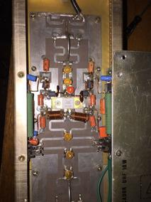 Amplificador Uhf 10 W Usado