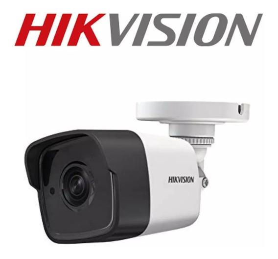 Câmera Hikvision Bullet Full Hd 3 Megapixels Ds-2ce16f1t-it