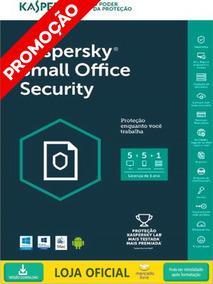 Kaspersky Small Office Security 5+1 Servidor 2019