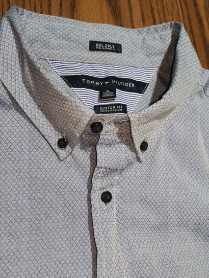 Camisa Tommy Hilfiger Xl Figuras Original (no Polo, Lacoste)