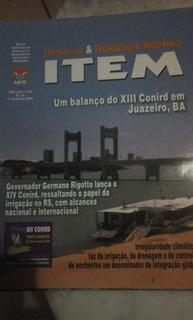 Revista Item -irrigação E Tecnologia Moderna N 60