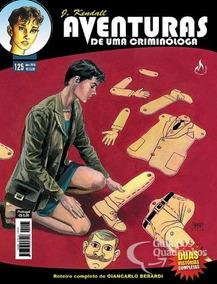 Revista Hq Gibi - J. Kendall 125 - Quadrinhos