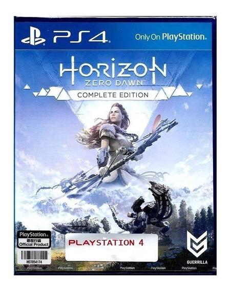 Horizon Zero Dawn Complete Edition Ps4 Psn Code 1 Pt Br
