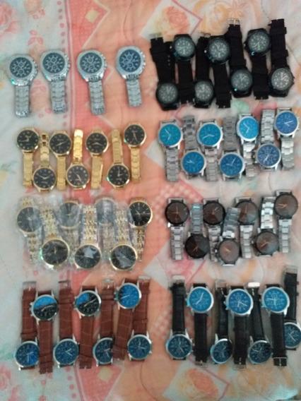 Vendo Lote Com 125 Relógios, Com 8 Modelos Diferentes.