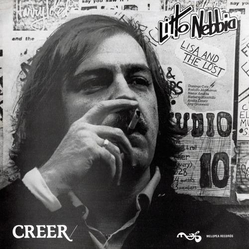 Litto Nebbia - Creer - Lp Vinilo