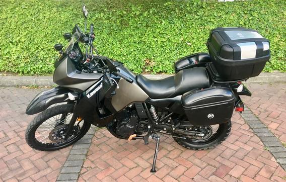 Kawasaki Klr 650 Negra