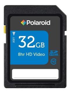 Polaroid P-sdhc32g10-efpol - Tarjeta De Memoria Flash (32 Gb