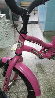 Bicicleta Halley Rodado 16 Buen Estado