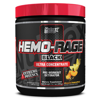 Hemo Rage Black Ultra Concentrate (30 Doses) - Nutrex