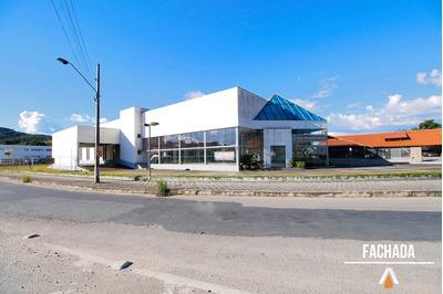 Acrc Imóveis - Galpão Comercial - 3.087,73m² - Arejado - Amplo Estacionamento - Gl00143 - 34065105