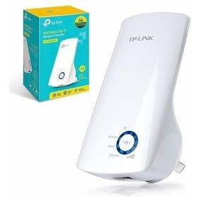 Repetidor De Sinal Extensor Wi-fi Tp-link Tl-wa850re 300mbps