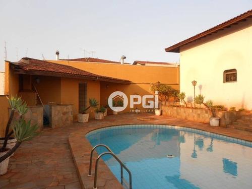 Imagem 1 de 29 de Casa Com 4 Dormitórios, 328 M² - Venda Por R$ 1.000.000,00 Ou Aluguel Por R$ 5.000,00/mês - Alto Da Boa Vista - Ribeirão Preto/sp - Ca2479