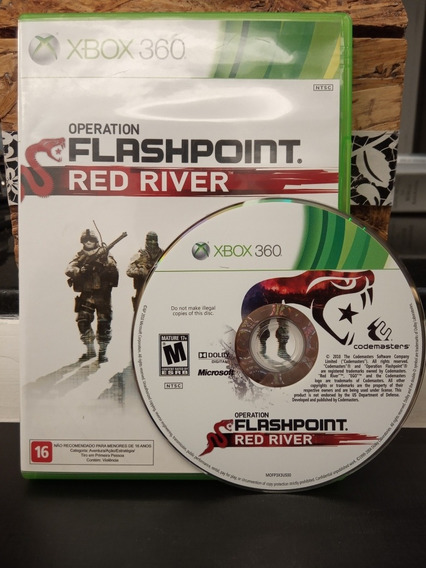 Operation Flashpoint Red River Xbox One E Xbox 360
