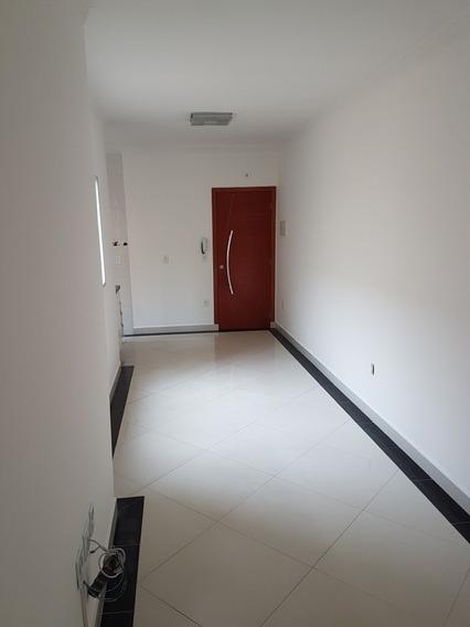 Apartamento Cobertura 2 Quartos - Uma Suite-utinga -santo An