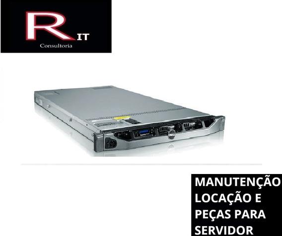 Servidor Dell Poweredge R410 24gb Ram