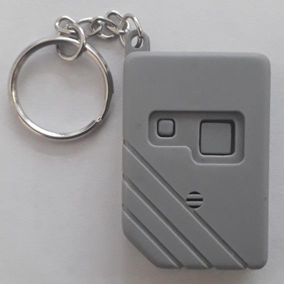Control Remoto Solo Alarmas Suri 500, Pucara, Xanaes Y Productos Cem Tipo Llavero Transmisor Gris 433 De 2 Botones Ca11
