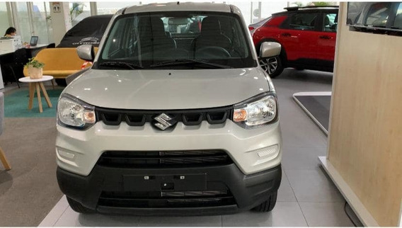 Suzuki Nuevo S-presso Mt.un City-car Con Pinta De Crossover