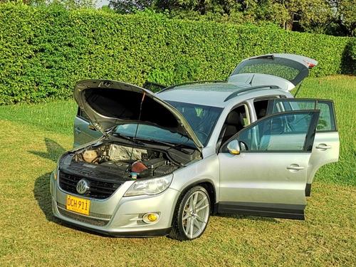Volkswagen Tiguan 2009 2.0t Lujo