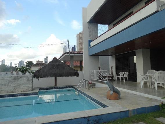 Casa Em Bairro Dos Estados, João Pessoa/pb De 0m² 5 Quartos Para Locação R$ 6.000,00/mes - Ca299933