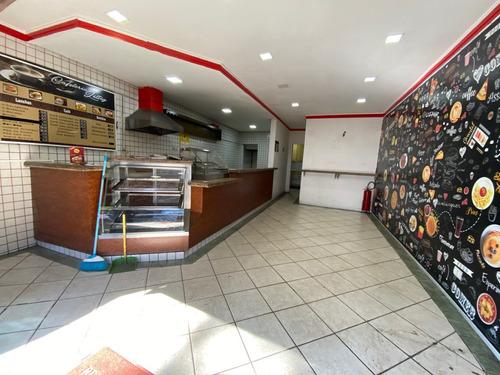 Imagem 1 de 7 de Salão Comercial No Centro De Guarulhos - 321
