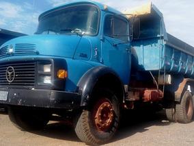 M Benz Lk 1514 Caçamba Basculante 1989