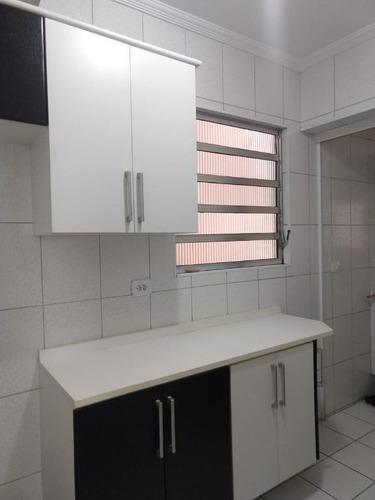 Apartamento Com 2 Dormitórios À Venda, 70 M² Por R$ 245.000 - Vila Figueira - Suzano/sp - Ap0231