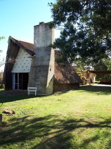 Cabaña En La Paloma Playa Solari De 3 Dormitorios Y 3 Baños