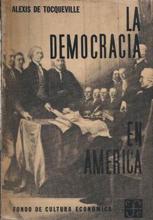 La Democracia En América (como Nuevo) Alexis De Tocqueville