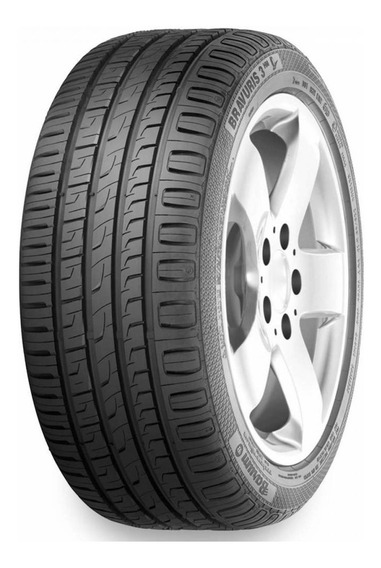 Pneu 195/55r15 Barum Bravuris 3 Fox, Gol, Polo, Saveiro