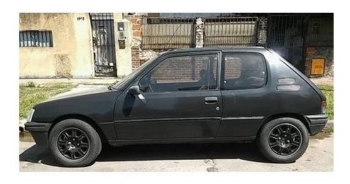Peugeot 205 Xs Frances!